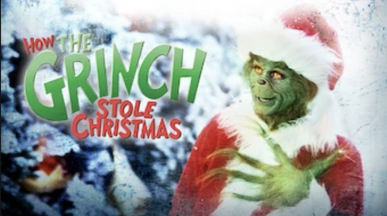 How The Grinch Stole Christmas on Netflix