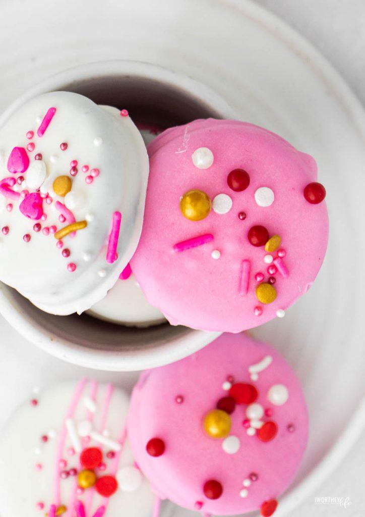 no bake valentine's day dessert
