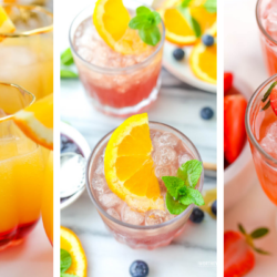 collection of mocktail recipes