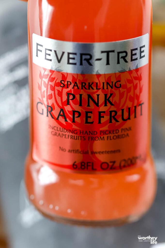 What is grapefruit soda?