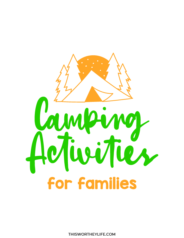 free Camping Activities For Families