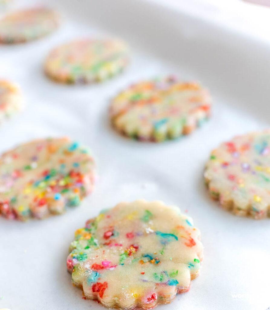 refrigerated Sugar Cookie Dough