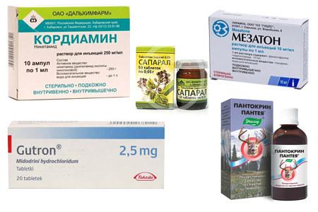 5 types de médicaments