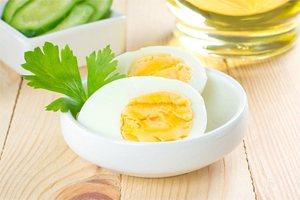 Диета на 5 дней на яйцах