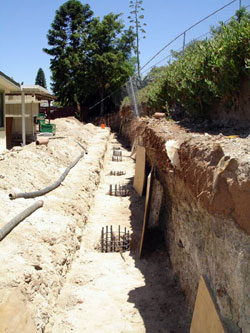 Retaining Wall Projects Azar Builders