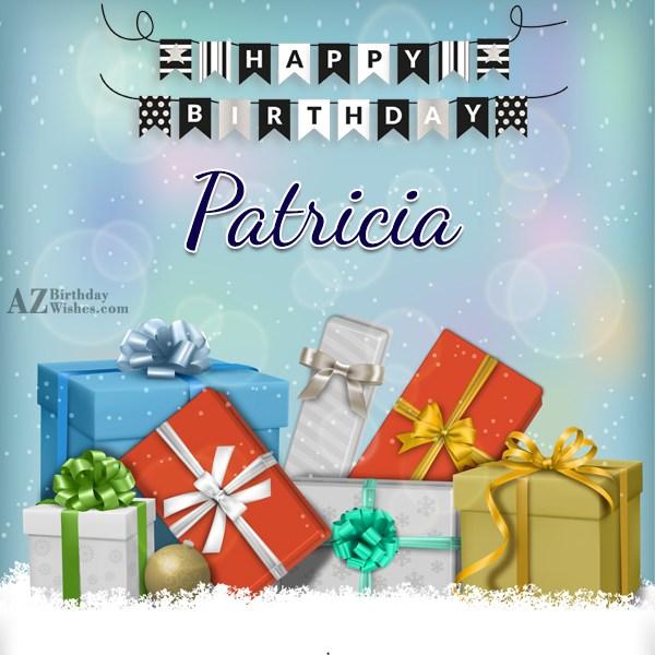 Happy Birthday Patricia Funny