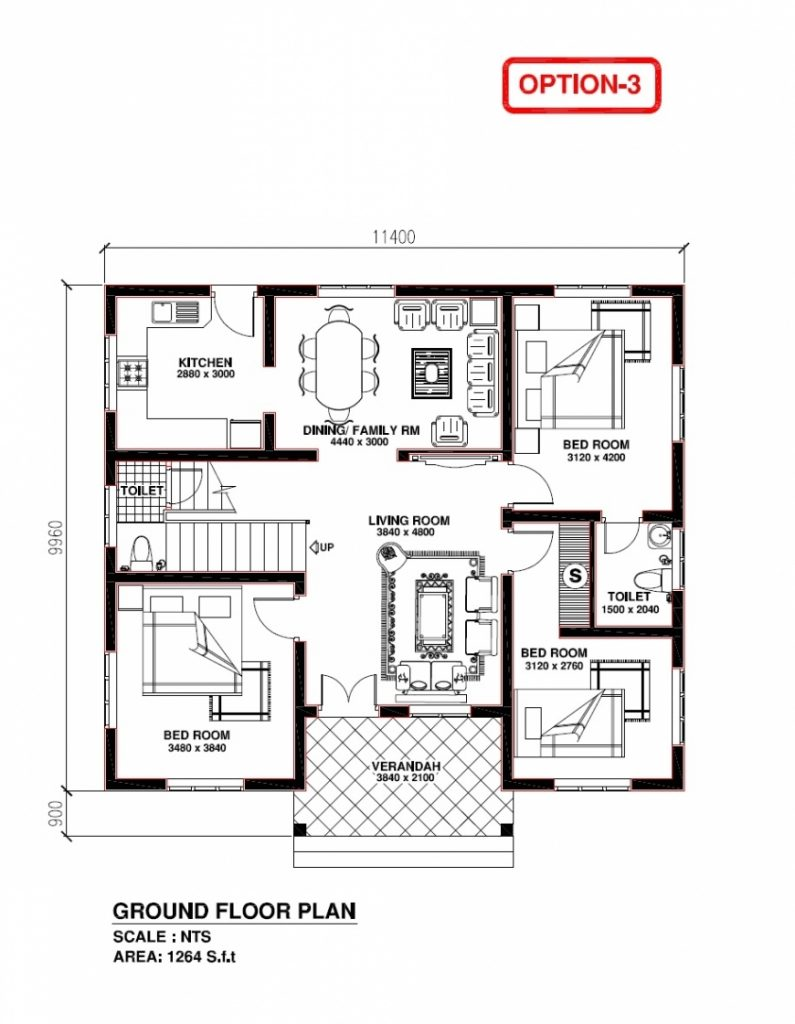 New Construction House Plans