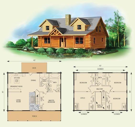 U Build It Floor Plans