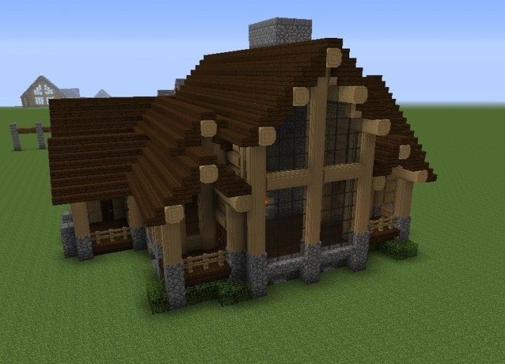 Minecraft House Design Ideas Xbox