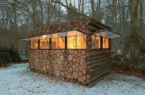 Diy Log Cabin Kits