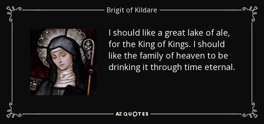 Brigid Sweden Quotes St