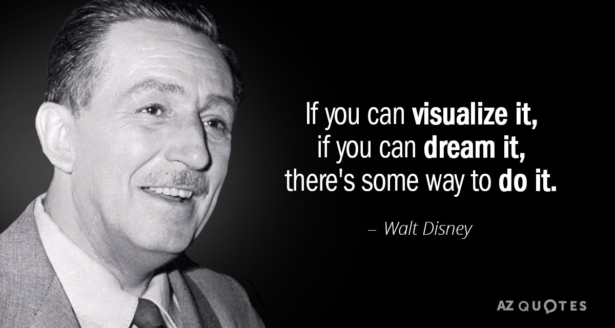 TOP 25 QUOTES BY WALT DISNEY  of 395    A Z Quotes Walt Disney Quotes