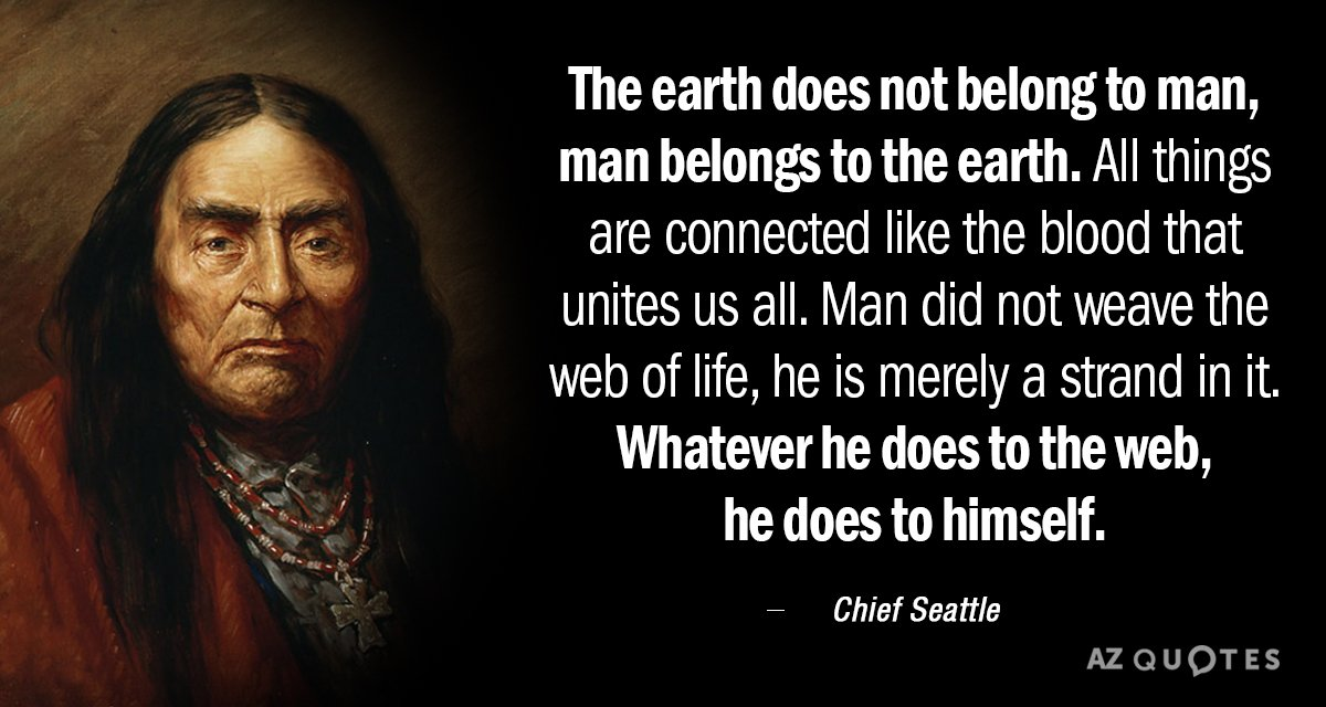 Native American Leadership Quotes