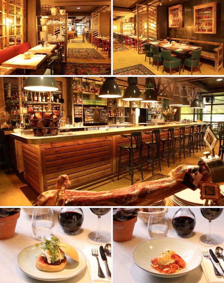 Tens Tapas Restaurant Barcelona 08003 Barcelona