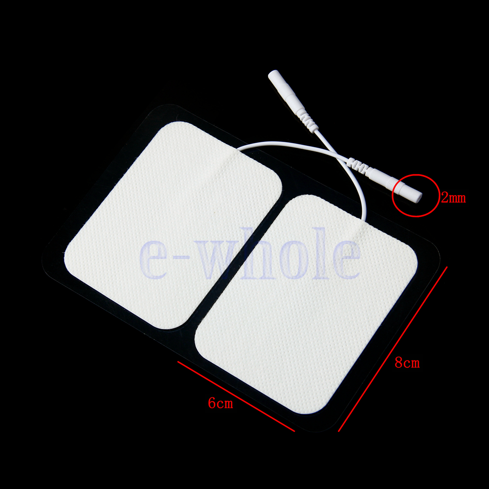 Electrodes Reusable Adhesive Self