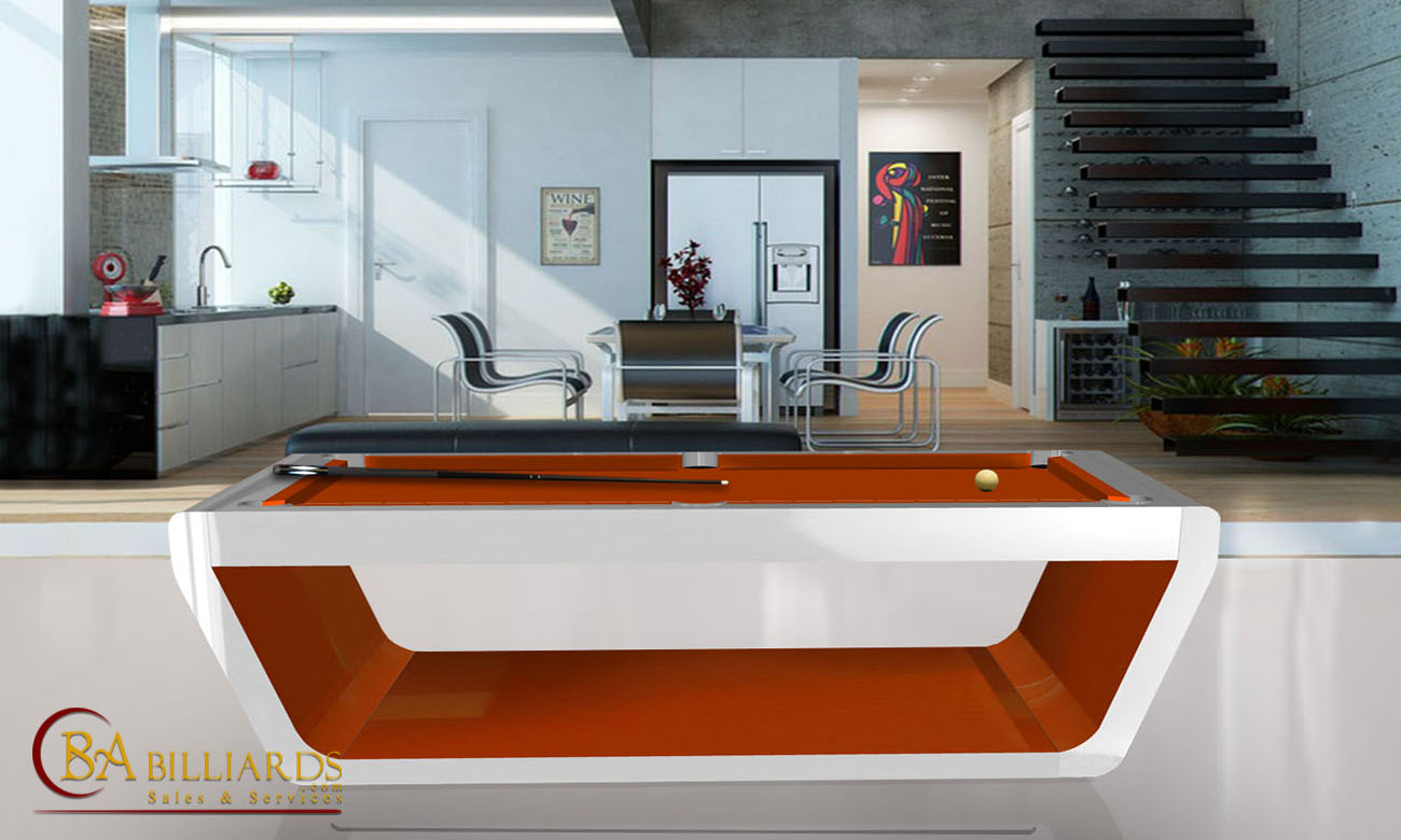 Modern Pool Tables Modern Billiard Tables Babilliards Com
