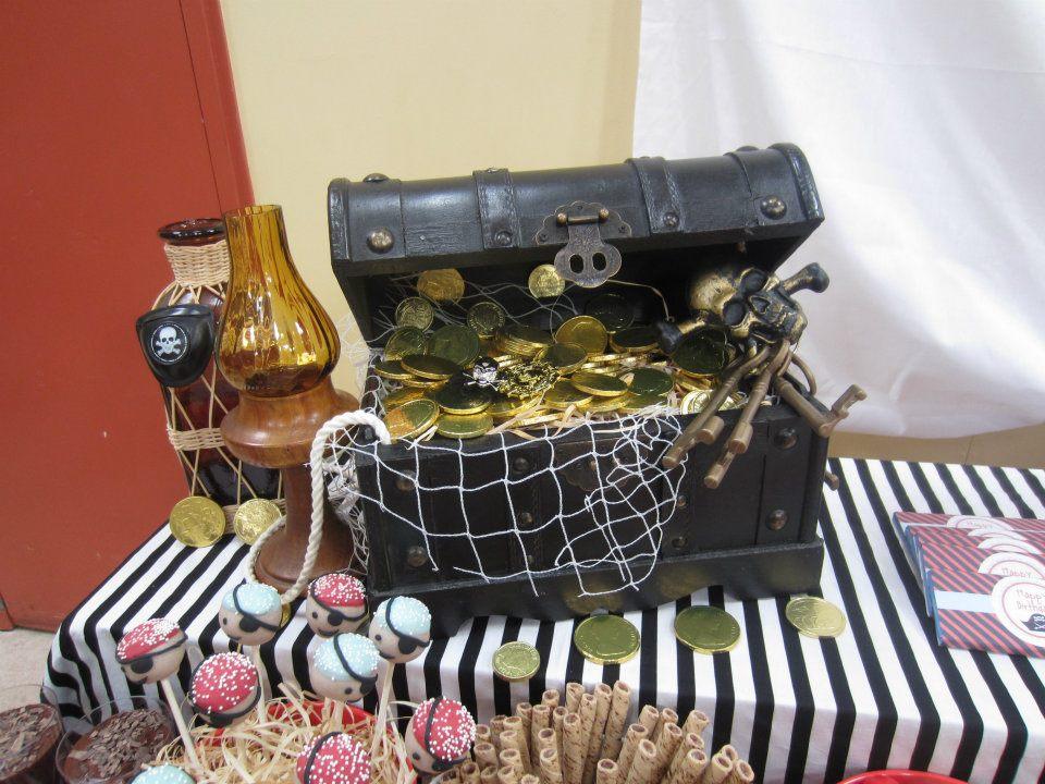 Pirate Theme Nautical Theme Party Baby Shower Ideas