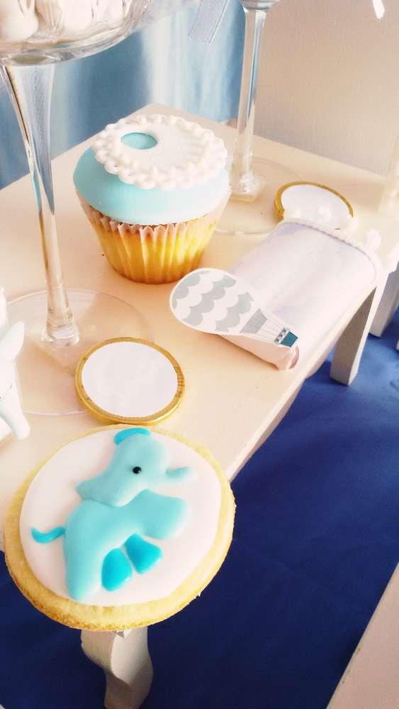 Nautical Baby Shower Invitations