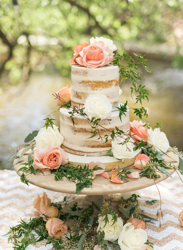 Floral Chic Outdoor Baby Shower Baby Shower Ideas Themes Games