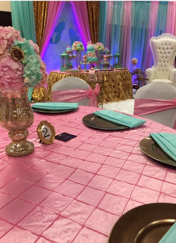 Mythical Mermaid Baby Shower Baby Shower Ideas Themes