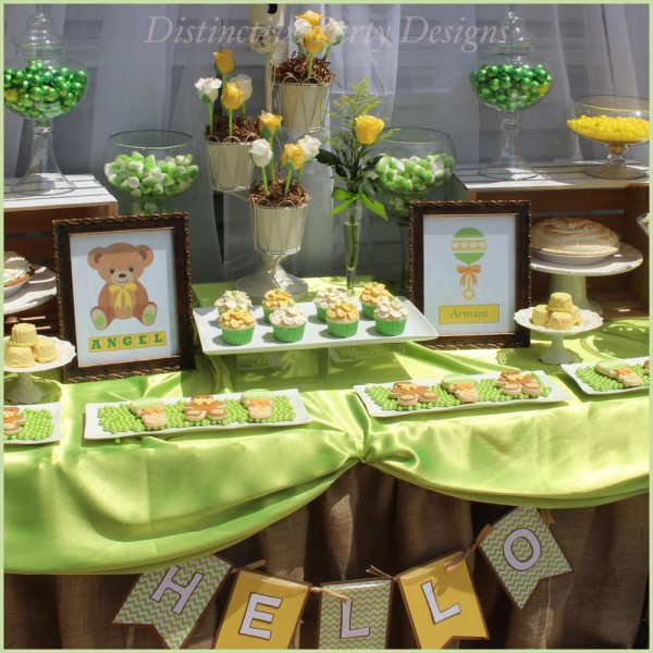 Ideas Safari Baby Shower Theme