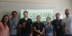 Community Bacula at the University of the Campaign Region - URCAMP, Brazil 13