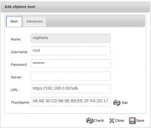 VMware VSphere BWeb Integration Enterprise Bacula Quick Guide 3
