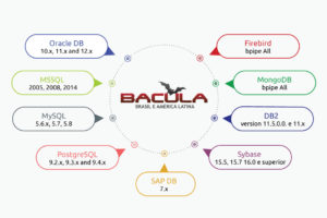 Databases in Bacula Enterprise