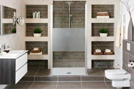 Idées de Cuisine » badkamer met inloopdouche | Idées Cuisine