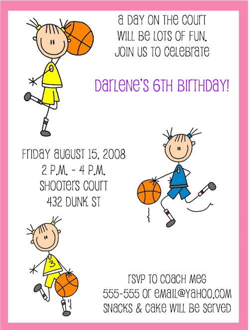 Very Cheap Birthday Invitations
