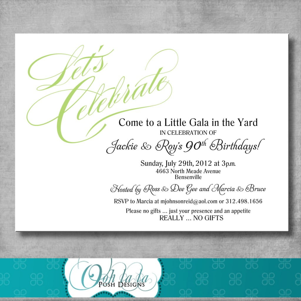 Personalized Invitation Cards Online