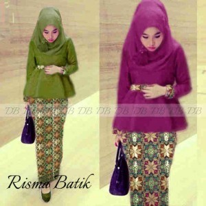 Image Result For Model Gamis Batik Zaskia Sungkar