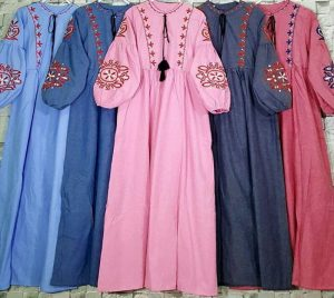 Image Result For Model Gamis Lengan Balon