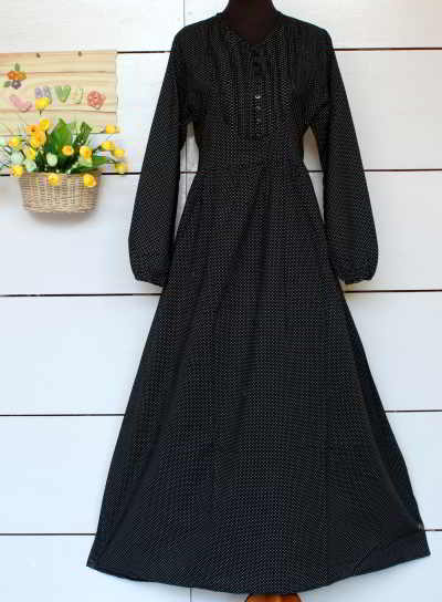 Image Result For Model Gamis Katun Polos Anak