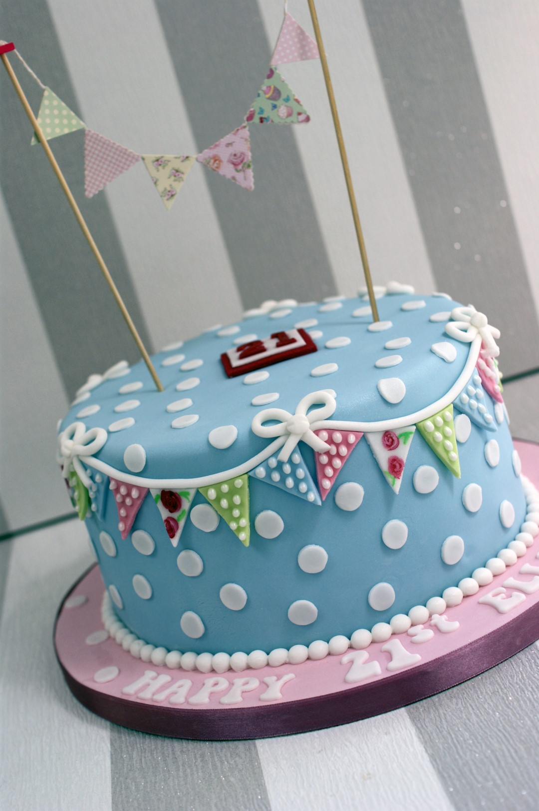 Simple Cake Designs For Beginners