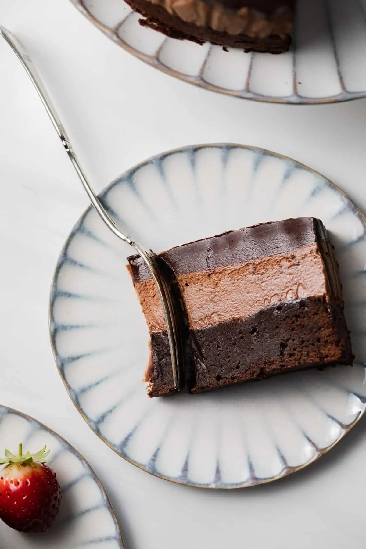 Triple Chocolate Mousse Cake Baked By An Introvert 174