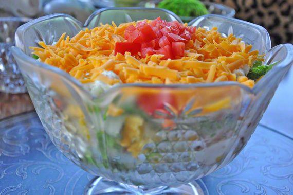 Salad Menu Description And Pictures
