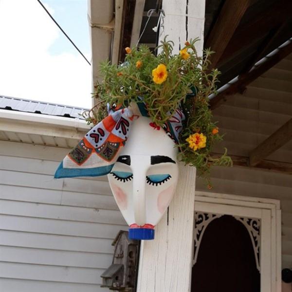 Umbrella Planter Pots