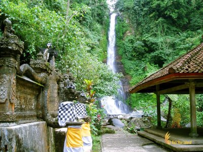 Gitgit Waterfall | Singaraja Bali Places of Interest