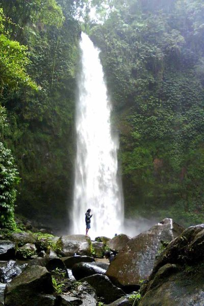 Nungnung Waterfall | Wonderful Bali Nature Heritages