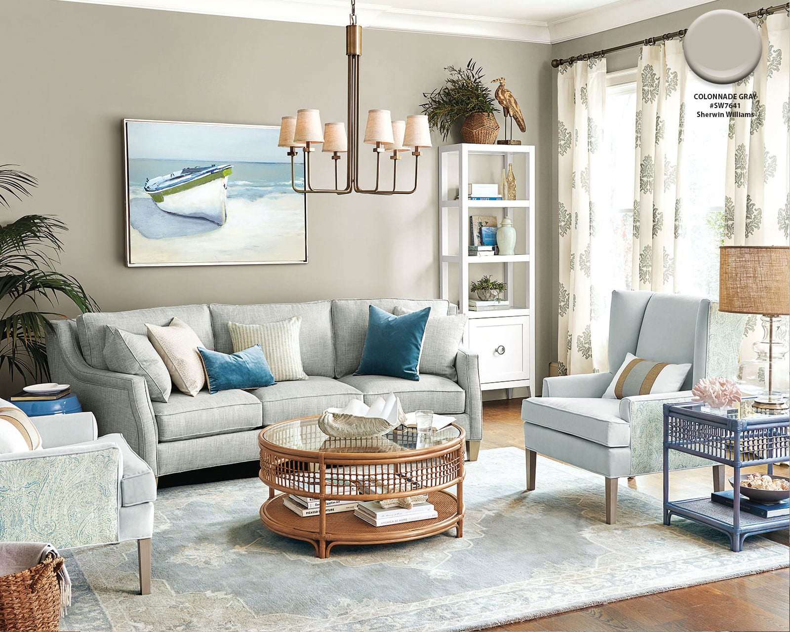 Real Living Room Decorating Ideas