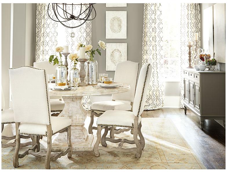 Coretta Dining Room Furniture Collection Ballard Designs