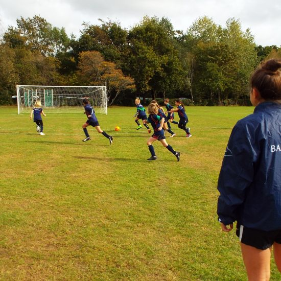 School receives FA Girls' Football Partnership Award