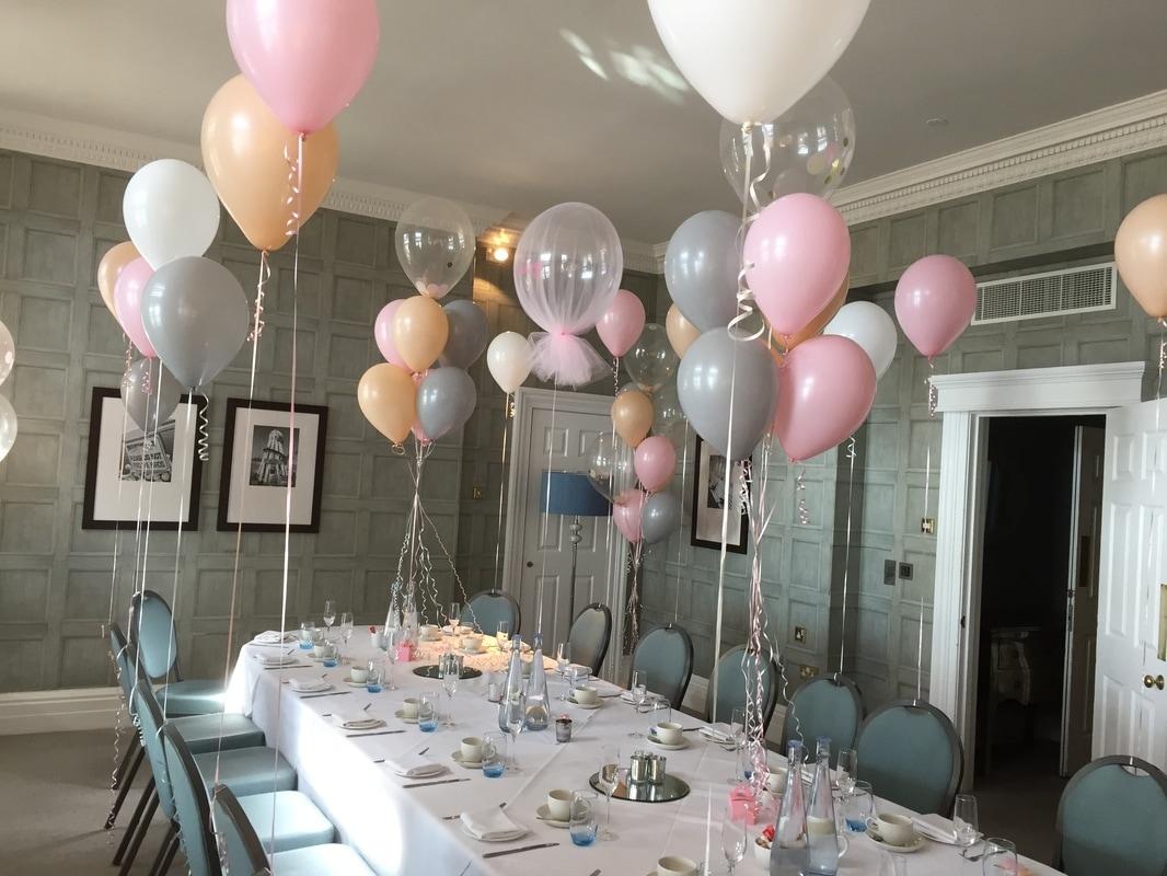 Led Baloon Lights