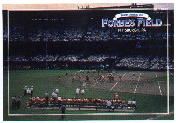 Forbes Field History Photos And More Of The Pittsburgh