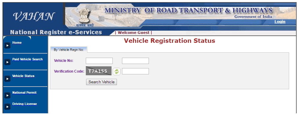 How Check My Car Registration