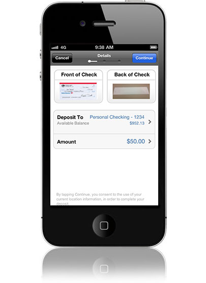 First Security Bank Mobile App