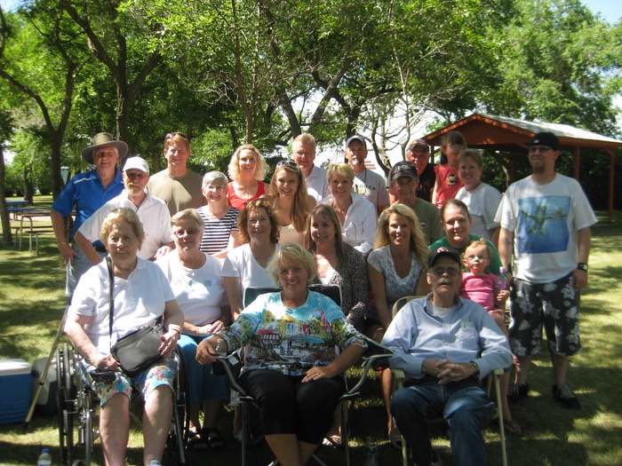 Johnson Family Reunion | Barbara Sevde
