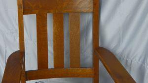 Bargain John's Antiques Blog Archive Antique Mission Oak