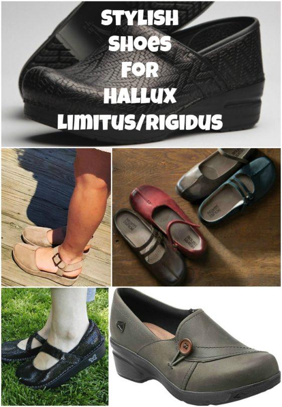 Dansko Shoes Hallux Rigidus